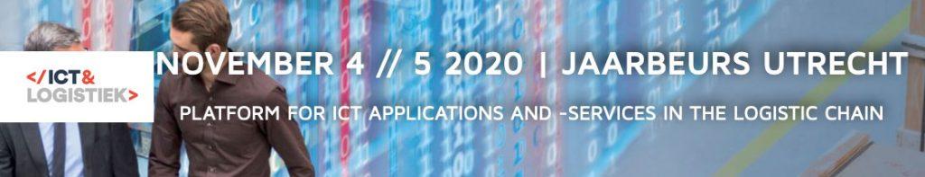 ICT & Logistiek 2020 @ Jaarbeurs Utrecht, Belgium