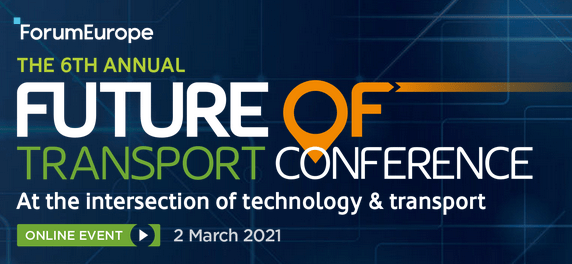 6th Future of Transport conference @ Online