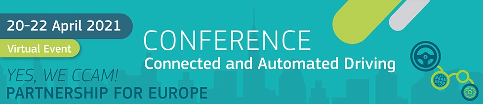 European Conference on Connected and Automated Driving @ Online